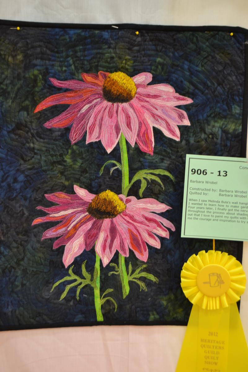 Barb Wrobel - Coneflowers
