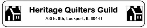 Heritage Quilters Guild
